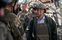 Владимир Зеленский отреагировал на атаку россиян в Луганской области: детали обращения