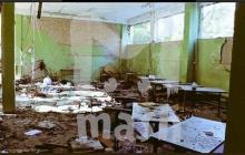 Разбитые окна, кровь, разбросанные учебники: в Сети показали кадры из керченского техникума после теракта
