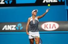 Украинская теннисистка Цуренко 11-й раз подряд одержала победу на престижном турнире WTA в Мексике - лучшие кадры матча