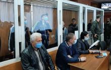 Во время суда в Одессе сразу семеро заключенных перерезали вены
