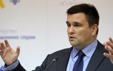 """Выборы в Верховную Раду: Климкин """"накинулся"""" с обвинениями на Путина"""