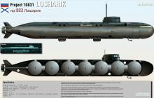 Вся правда о трагедии на подводной лодке ''Лошарик'' - как оборвалась жизнь российских моряков