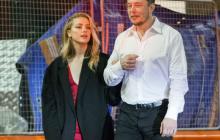 Илон Маск судится с актрисой Эмбер Херд за замороженные эмбрионы