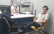 Геращенко назвал имя захватчика в киевском бизнес-центре: им оказался не гражданин Украины