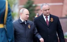 Пророссийский президент Молдовы Додон готов поссориться с Украиной, чтобы сохранить дружбу с Путиным