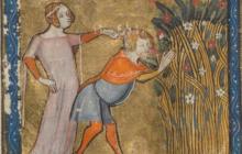 """Английские ученые нашли эротическую книгу 13-го века: Поинтереснее """"50 оттенков серого"""""""