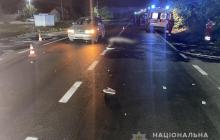 На Харьковщине карета скорой помощи насмерть сбила женщину-пешехода