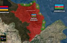 СМИ узнали, когда в Нагорном Карабахе объявят перемирие