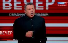 """Видео про журналиста Соловьева """"Я не умею прогибаться"""" бьет рекорды"""