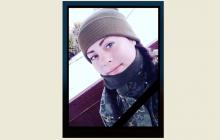 """Боевики убили 21-летнюю военнослужащую """"Айдара"""" Настю Витовскую, оставив сына без матери: фото"""