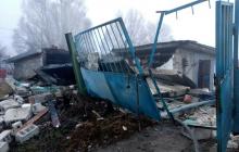 Мощный взрыв напугал весь Харьков, есть погибшие: первые кадры с места трагедии