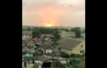 """На взорвавшихся складах ВС РФ под Ачинском новое ЧП, много раненых: """"И вы говорите, что там можно жить?"""""""