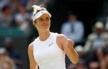 Свитолина разгромила россиянку Касаткину в пятый раз и вышла в четвертьфинал турнира WTA