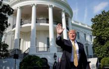 Импичмент Трампа: Белый дом случайно признал свое давление на Украину - детали крупной ошибки