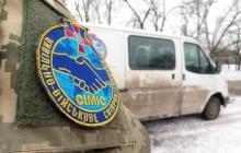 В освобожденную Катериновку украинские солдаты провели Интернет - кадры
