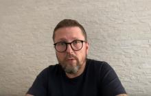 """Шарий """"шантажирует"""" Зеленского: блогер рассказал, что с президентом произошло в Одессе"""