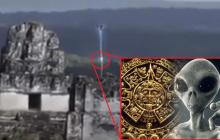 Инопланетяне похитили Камень Солнца ацтеков для полного уничтожения земли