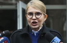 """""""Других подробностей не будет"""", - Тимошенко сделала первое заявление о своем миллионном состоянии"""