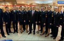"""Фото Путина в честь """"Дня полиции"""" взорвало соцсети: Кремль поймали на новой манипуляции с ростом президента РФ"""