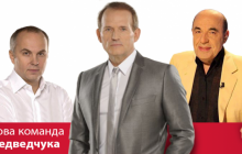 """Прогноз: Медведчук  хочет прийти к власти, чтобы """"уничтожить"""" Украину как государство и """"слить"""" ее под Путина - полный текст"""