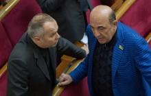 """Взрывоопасная смесь: скандальный """"оппоблоковец"""" Шуфрич внезапно объединился с Рабиновичем"""