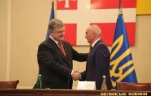 Президент представил нового губернатора Волынской области