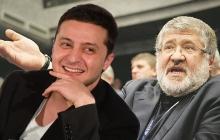 """Коломойский нелегально выводил деньги из """"Приватбанка"""" на счета компаний Зеленского – документ"""