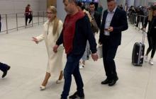 Тимошенко замечена в аэропорту Израиля: у Юли удивили неожиданной целью визита