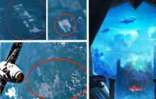 Уфологи сфотографировали из космоса легендарную Атлантиду, которая поразила необычными зданиями