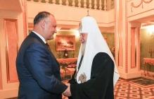 Вечно отстраняемый президент Додон самоуверенно заявил о верности молдавской церкви РПЦ