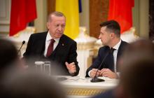 """""""Дополнительные возможности для Украины"""", - о чем Зеленский договорился с Эрдоганом"""