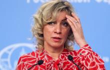 Вучич ответил Захаровой на предложение раздвинуть ноги - представитель МИД РФ сразу же извинилась