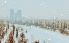 Украина в снежном плену: в Сети появились впечатляющие кадры из разных областей