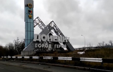 Блогер показал печальные фото из Донецка: в Сети не узнают оккупированный город