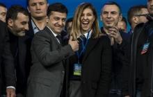 Елена Зеленская, будущая первая леди Украины, сделала неожиданное заявление о своем муже и Путине