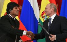 Спрячет ли Путин Моралеса в России: Песков рассказал про запрос на убежище