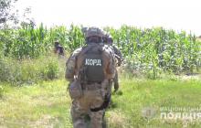 Полтавский похититель полицейского Роман Скрыпник до сих пор в бегах – поднята авиация