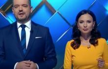 Ведущие NewsOne Василий Голованов и Елена Кири жестко поплатились за скандальный телемост с Россией