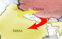 Китай и Индия на пороге войны: на границу экстренно стягивают армию и артиллерию