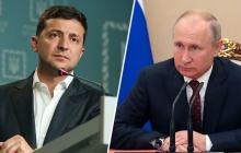 Зеленский ответил Путину на сравнение Донбасса со Сребреницей