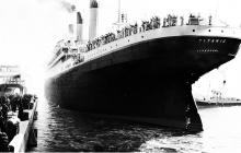 """""""Титаник"""" спустя 107 лет после крушения: британские СМИ показали уникальные кадры"""