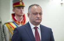 Над Додоном нависло обвинение в госизмене: президента Молдовы подозревают в работе на Кремль