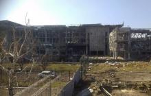 Боевые действия в Донецке 23.10. Хроника событий - Фото и видео репортажи