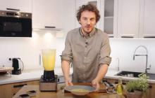 Рецепт легкого картофельного крем-супа с куркумой от кулинарного эксперта Евгения Клопотенко