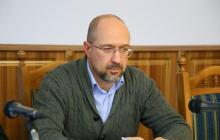 Стали известны новые подробности из жизни Дениса Шмыгаля: данные Центризбиркома за 2014 год