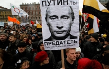 Ситуация в России резко накалилась: западные СМИ предупредили Путина о тревожной ситуации