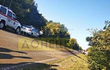 """В """"ДНР"""" произошло резонансное ДТП с пятью погибшими: людей от удара просто выкинуло из авто - фото"""