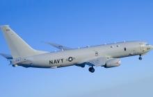 Военные самолеты США наведались с разведкой в оккупированный Крым