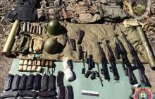 Шокирующая инфографика: в Нацполиции подсчитали, сколько незаконного оружия могло попасть на территорию Украины из оккупированных районов Донбасса