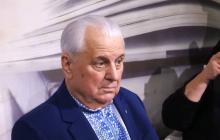 """Кравчук ответил, на что по Донбассу в ТКГ не пойдет никогда: """"Об этом и речи не может быть"""""""